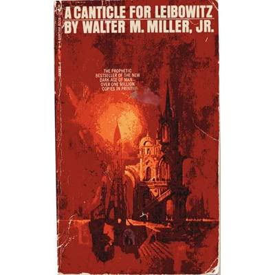 a mockery of humans in a canticle for leibowitz by walter miller Explores how walter miller's novel `canticle for leibowitz' is a paradigmatic example of science fiction caught up in philosophical exposition miller's story is a dramatization of one such pattern of thought--the notion of historical progressreligion, science, and politics as the forces and.