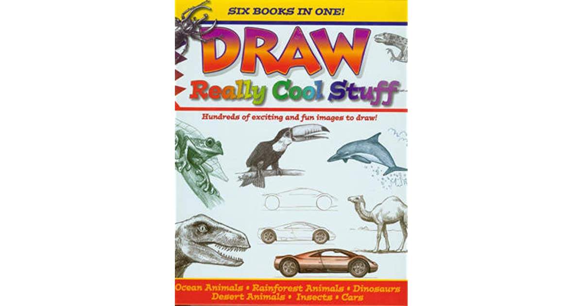 Draw Really Cool Stuff By Doug Dubosque — Reviews ...