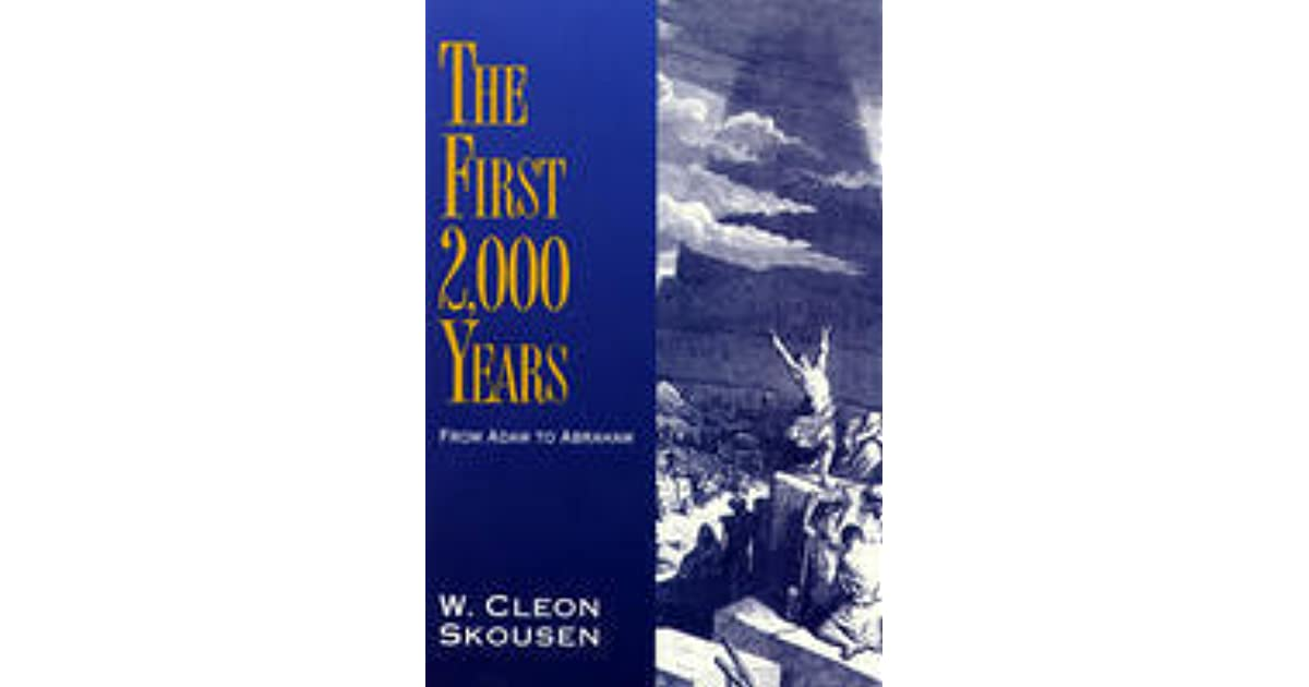 the first 2000 years cleon skousen pdf