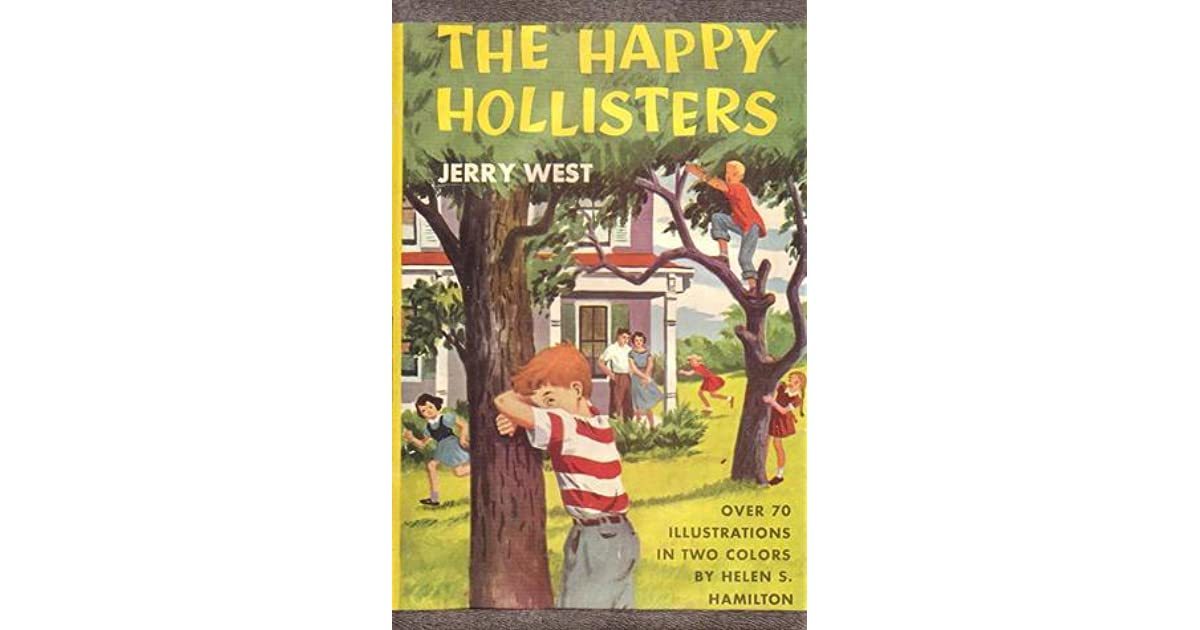 Happy Hollisters and the Mystery in Skyscraper City by Jerry West 1959 #17 DJ