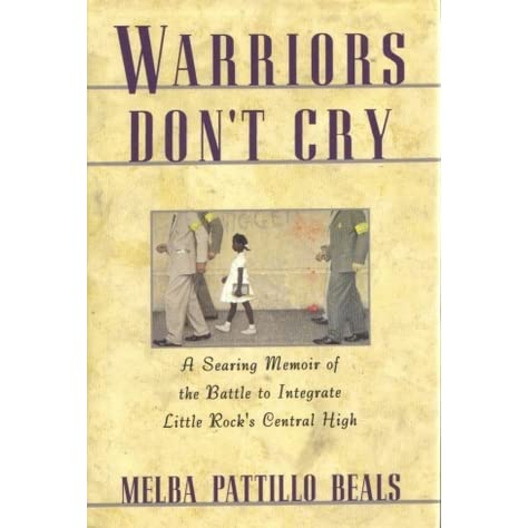 Warriors Dont Cry Quotes