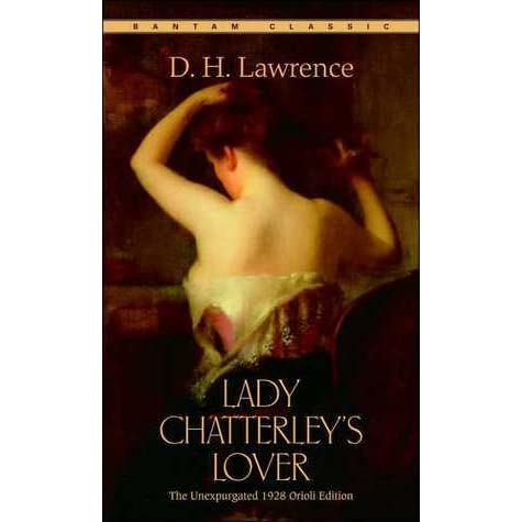 Lady Chatterley`s Lover / Peace be with you.