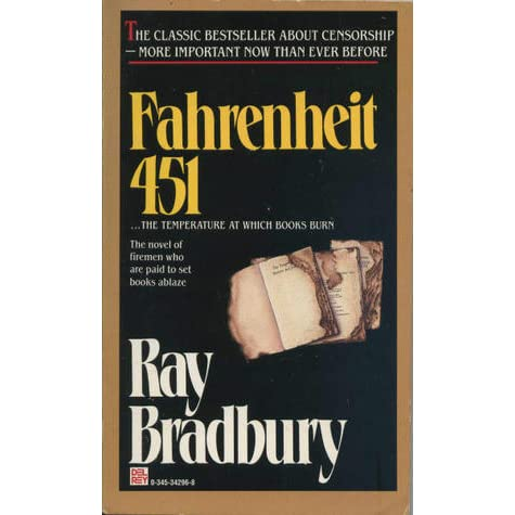 farenheit 451 review All about reviews: fahrenheit 451 by ray bradbury librarything is a cataloging and social networking site for booklovers.