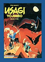 Usagi Yojimbo, Book 5: Lone Goat and Kid