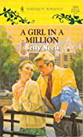 A Girl In A Million (Harlequin Romance, No 3315)