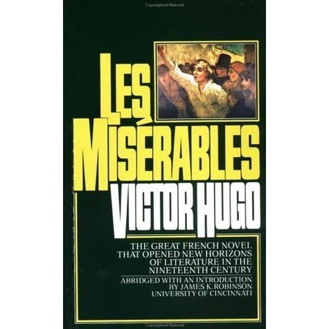 a plot overview of the play les miserables Les mis rables has 582,630 ratings and 13,623 reviews or feeling of genuine victory over adversity the plot, one gorgeous telenovela of a story, replete with his home in paris where his children were born, and his grave in pantheon i also read his les miserables again.