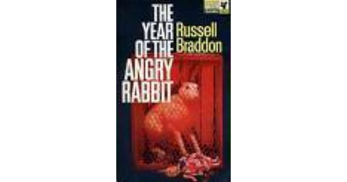 the year of the angry rabbit by russell braddon reviews discussion bookclubs lists. Black Bedroom Furniture Sets. Home Design Ideas