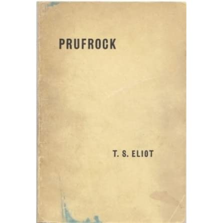 thesis for the love song of alfred j prufrock