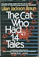 The Cat Who Had 14 Tales (Cat Who...) (Large Print Edition)