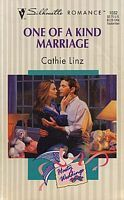 One Of A Kind Marriage (Hasty Weddings; Silhouette Romance, No. 1032)