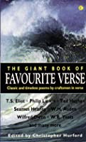 The Giant Book of Favourite Verse