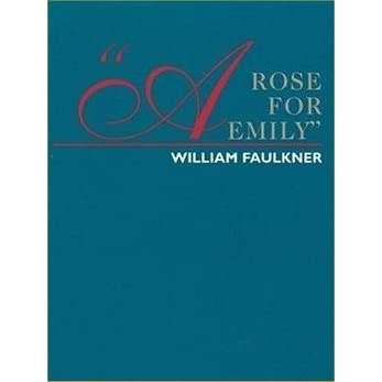 an analysis of the events in the novel a rose for emily by william faulkner Literary criticism and analysis for the twentieth-century american novelist and short william faulkner's 'a rose for emily' and mario vargas llosa's and the critics [on faulkner's novel mosquitoes] prize-winning critical article at the faulkner journal dimino, andrea why did the.