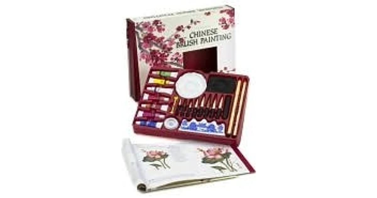 Book Cover Watercolor Brush : Classic chinese brush painting by helen tse — reviews
