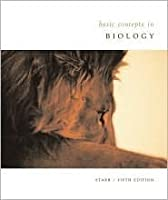 Basic Concepts in Biology (with CD-ROM and InfoTrac) (Brooks/Cole Biology Series)