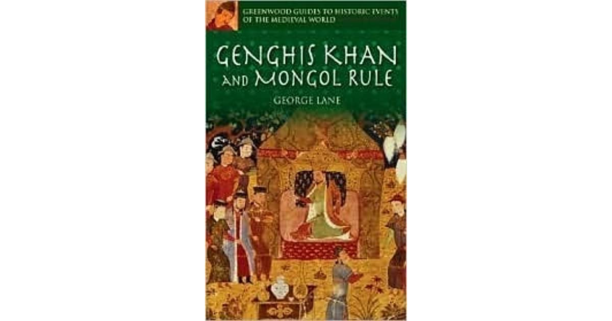an overview of genghis khan and the terrible mongols Induced fear in the mongols, and this might partly account for the terrible events with which genghis khan's name has genghis khan's first two.