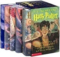 Harry Potter Boxed Set (Harry Potter, #1-5)