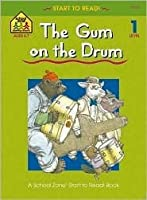 Gum on the Drum, with Book