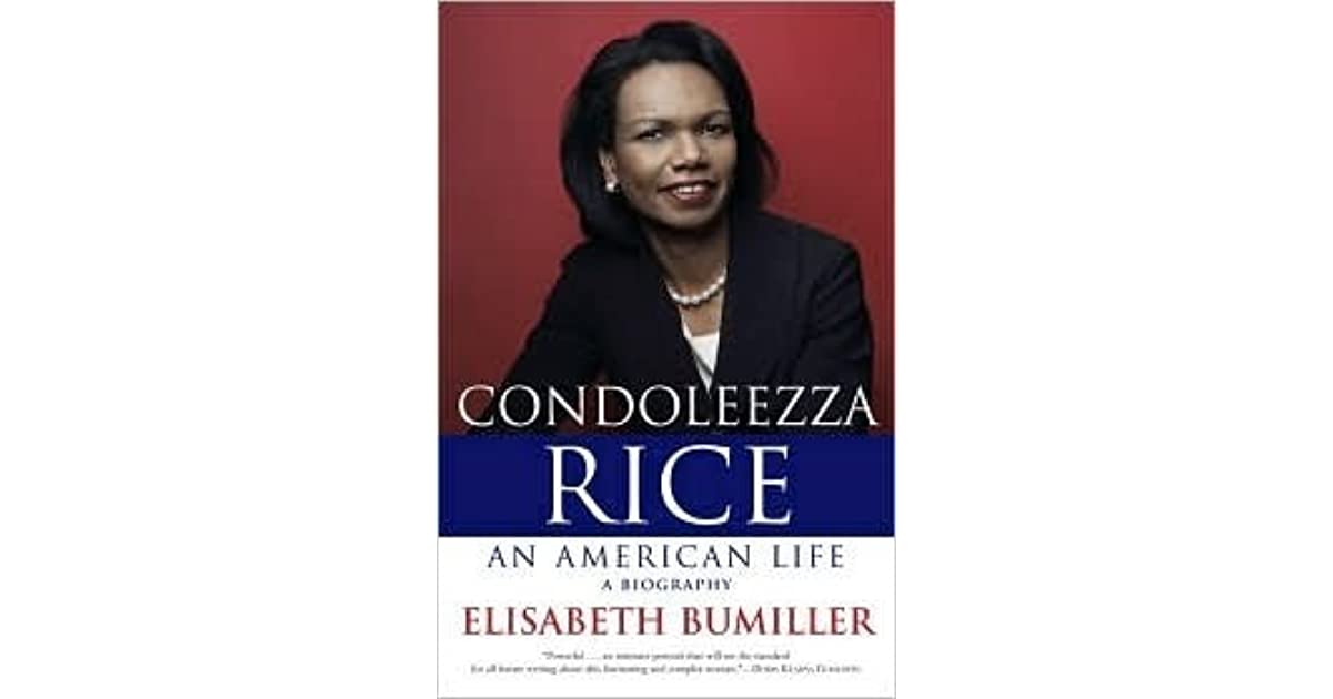 condoleezza rice wikipedia