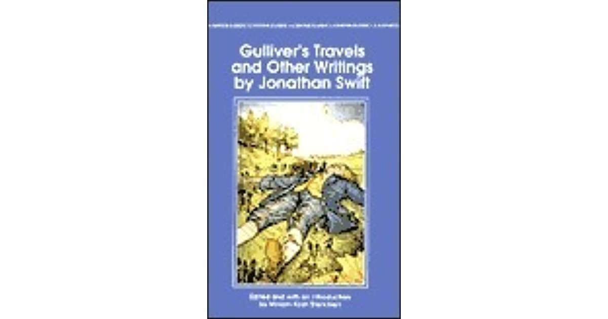 Gulliver S Travels Human Nature Analysis