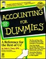Accounting for Dummies: A Reference for the Rest of Us