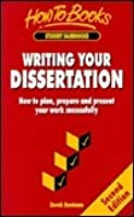 Help with dissertation writing by derek swetnam