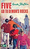 Five Go to Demon's Rock (The Famous Five, #19)