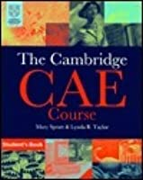 The Cambridge Certificate of Advanced English Course Student's Book