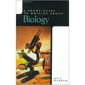 A Short Guide to Writing about Biology, Global Edition eBook (9e)