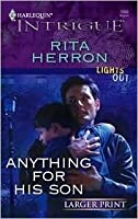 Anything For His Son (Lights Out, #3)