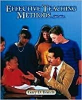 Effective Teaching Methods: Research Based Practice