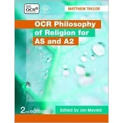 ocr a2 philosophy essay structure A level philosophy and ethics course (ocr exam board) essay writing willingness to listen to others open minded handful go a2 philosophy exam.