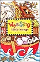 Wee Sing Bible Songs: Over One Hour of Inspirational Songs and Poems