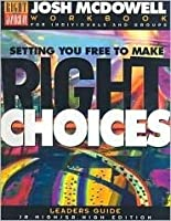 Setting You Free to Make Right Choices: Leader's Guide