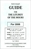 Saint Joseph Guide for the Liturgy of the Hours