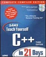 Teach Yourself C++ in 21 Days [With (2)]