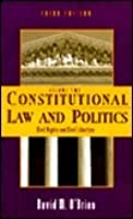 Constitutional Law and Politics