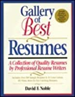 Gallery of Best Resumes: A Collection of Quality Resumes by ...