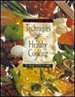 The Professional Chef's?: Techniques of Healthy Cooking