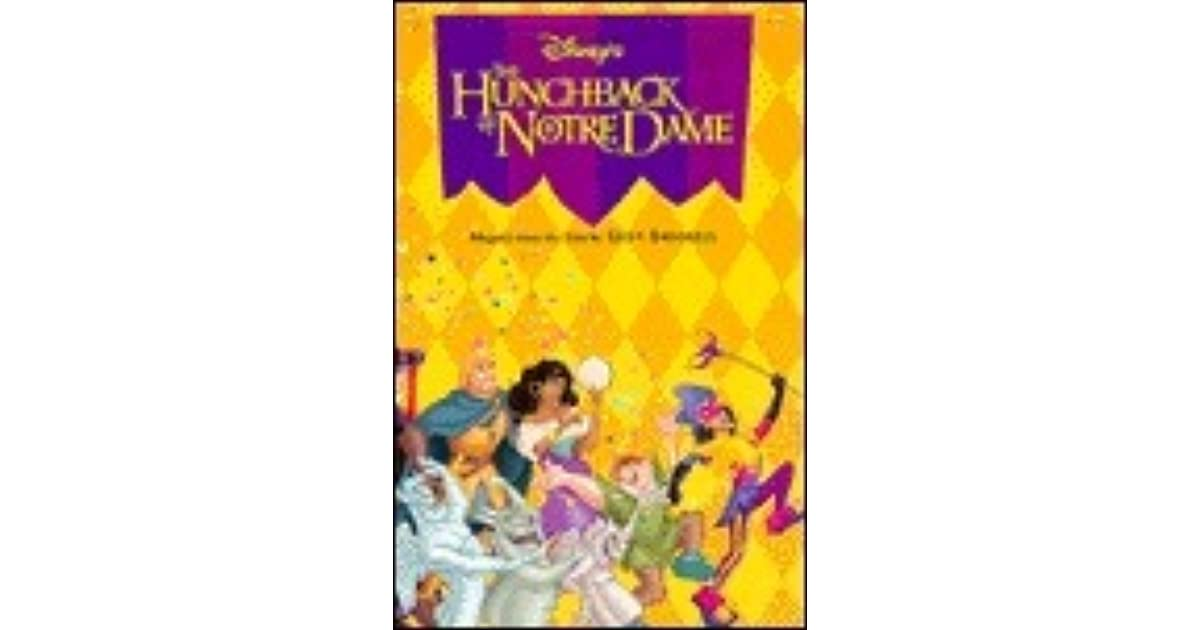The Hunchback Of Notre Dame: Junior Novel By Gina Ingoglia