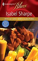 While She Was Sleeping... (The Wrong Bed: Again and Again #5) (Harlequin Blaze #533)