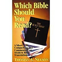 """Which """"Holy"""" Bible Should You Read"""