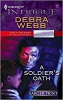 A Soldier's Oath (Colby Agency, #26) (Harlequin Intrigue Series)