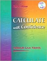 Calculate with Confidence [With CDROM]