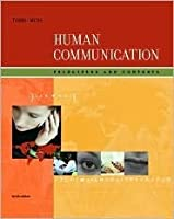 Human Communication: Principles and Contexts with Powerweb