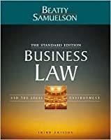 Business Law and the Legal Environment (Standard)
