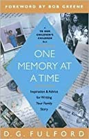 One Memory at a Time