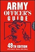 Army Officer's Guide: 49th