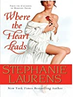 Where the Heart Leads (Cynster, #15)(Casebook of Barnaby Adair, #1)