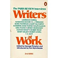 Writers at Work: The Paris Review Interviews (2nd Series)