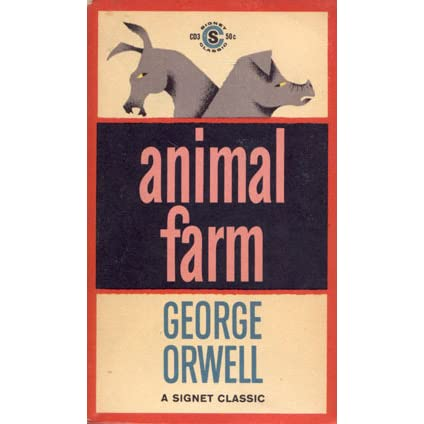 a mock of communism in animal farm by george orwell Moses: moses is perhaps orwell's most intriguing character in animal farm this raven, first described as the especial pet of mr jones, is the only animal who doesn't work this raven, first described as the especial pet of mr jones, is the only animal who doesn't work.